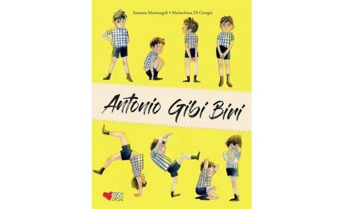 Yeni kitap: Antonio Gibi Biri