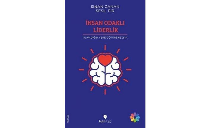 Yeni kitap: İnsan Odaklı Liderlik