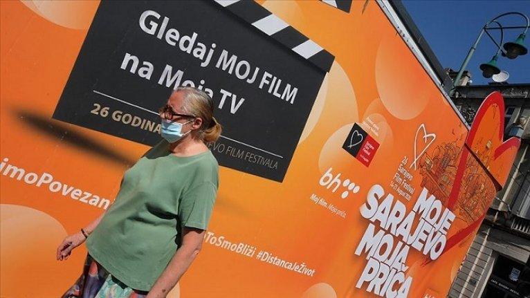 26. Saraybosna Film Festivali, TRT'nin 'Odaklan Babaanne' filmiyle başladı