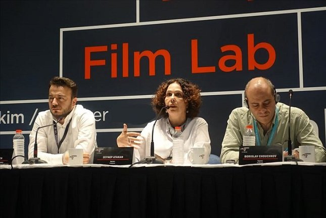 8. Boğaziçi Film Festivali, First Cut Lab başvuruları başladı