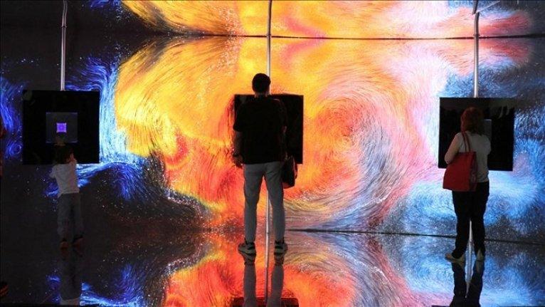 De Artium, dijital sanat eserlerini yaşam alanlarında sergileme imkanı verecek