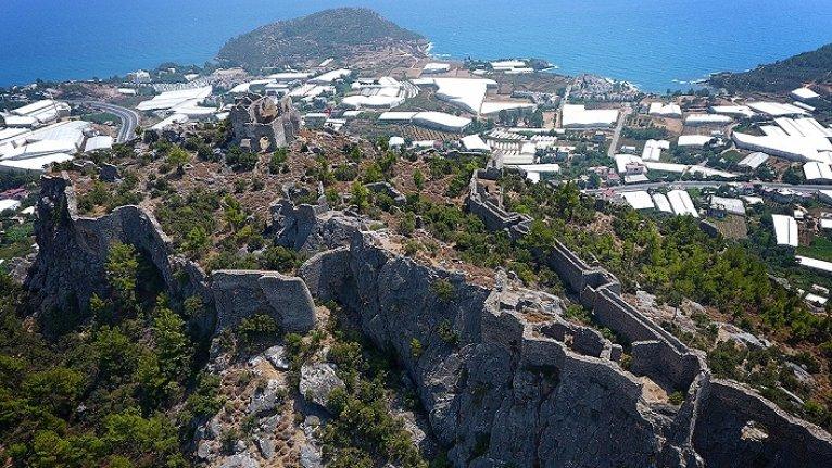 İmparatorlukların tarihi sığınağı 'Softa Kalesi' turizme kazandırılıyor