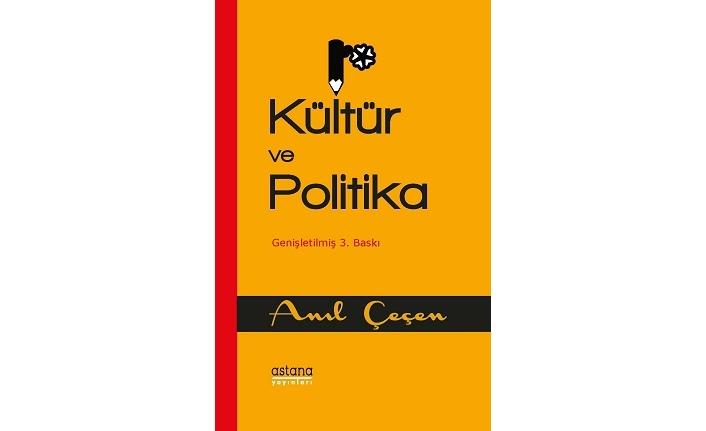 Yeni kitap: Kültür ve Politika