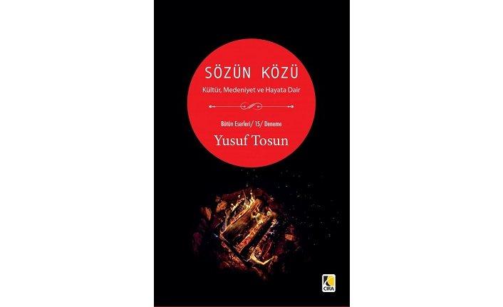 Çıra Yayınları'ndan yeni kitap: Sözün Közü
