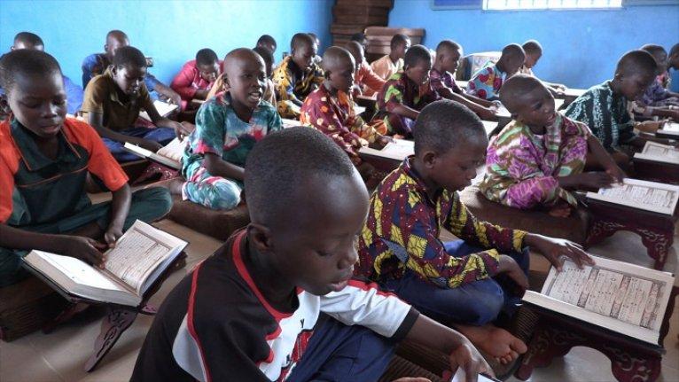 İHH İnsani Yardım Vakfı Burkina Faso'da hafızlık merkezi açtı