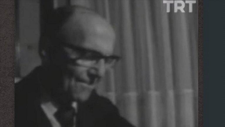 'Türk müziğinin unutulmaz bestekarı: Cemal Reşit Rey'