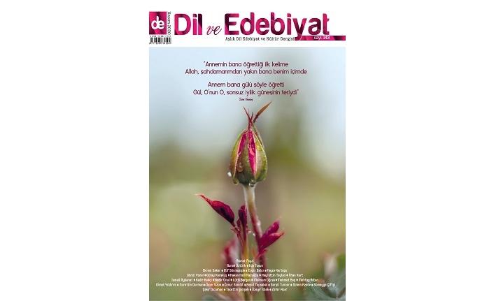 Dil ve Edebiyat'ın Kasım sayısı çıktı