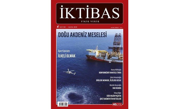 İktibas Dergisi Kasım sayısı çıktı!