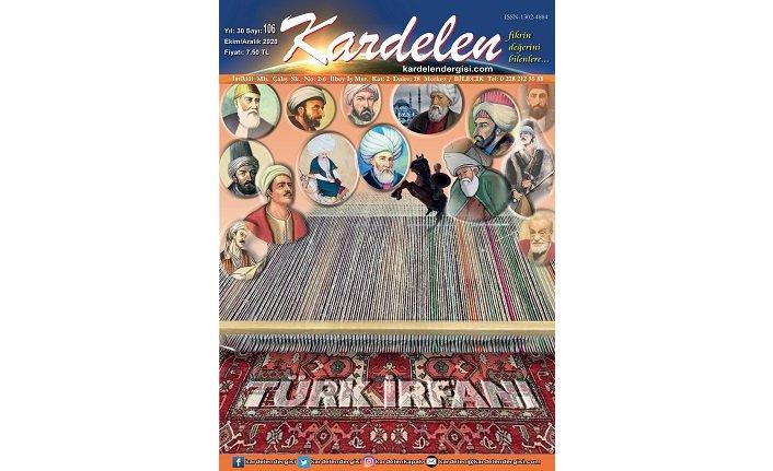 Kardelen Dergisi'nin 106. sayısı çıktı