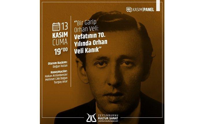 Zeytinburnu Kültür Sanat'ta bu hafta: 11 - 15 Kasım