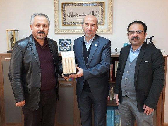 """""""Mehmet Akif İnan ortak değerimiz"""""""