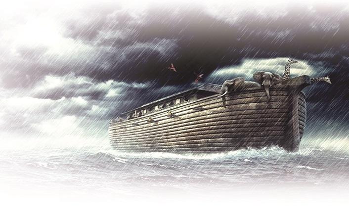 Rabb'inin gemisinde yol al