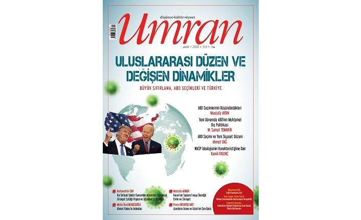 Umran Dergisi Aralık 2020 Sayısı Çıktı!
