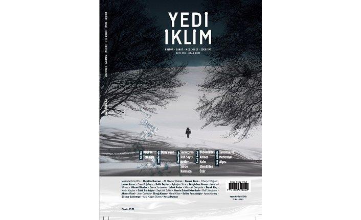 Yedi İklim dergisi Ocak sayısıyla yeni yılı selamladı