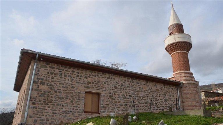 600 yıllık Şarköy-Güzelköy Camisi Mart'ta ibadete açılacak