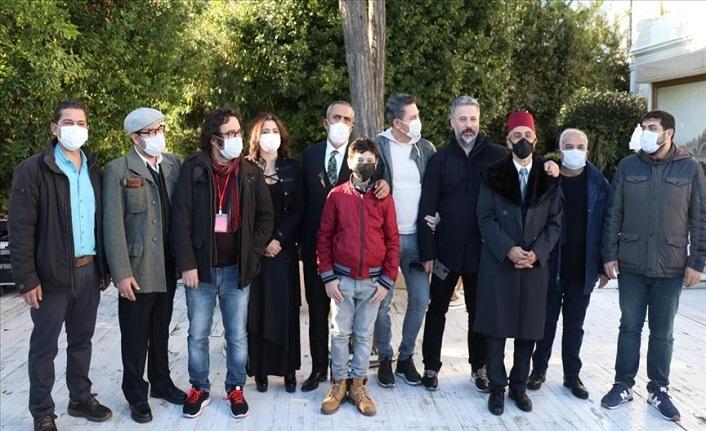 'Akif' filminin çekimleri tamamlandı