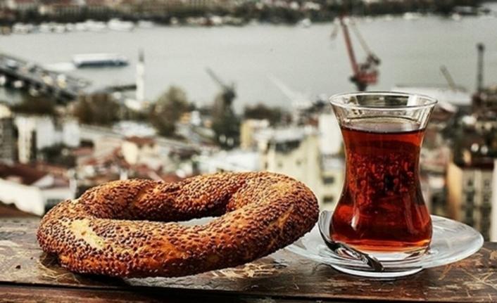 Dünyada çay demlenen her yer Türkiye'dir!