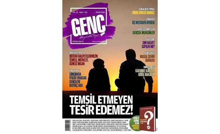Genç Dergisi Ocak sayısı çıktı!