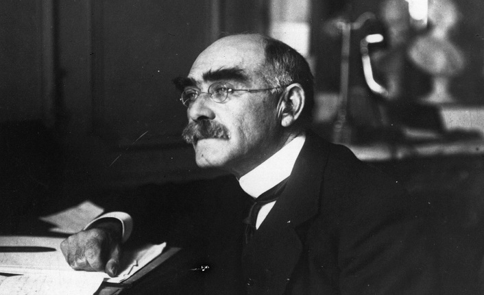 Hindistan'da doğan İngiliz şair, yazar ve gazeteci: Rudyard Kipling