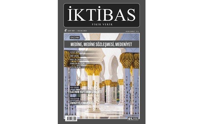 İktibas'ın Ocak sayısı çıktı
