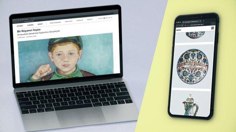 Pera Müzesi'nin dijital hazine sandığı açıldı