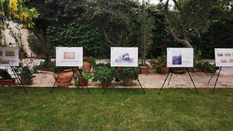 Ürdün'de 'Yıldız Sarayı Fotoğraf Koleksiyonu' sergilendi