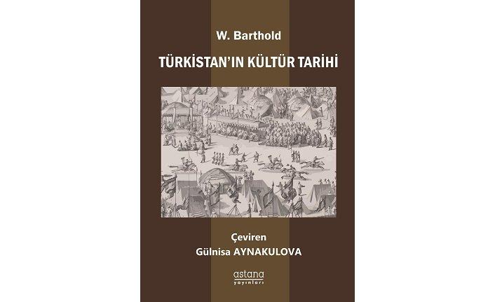 Yeni kitap: Türkistan'ın Kültür Tarihi
