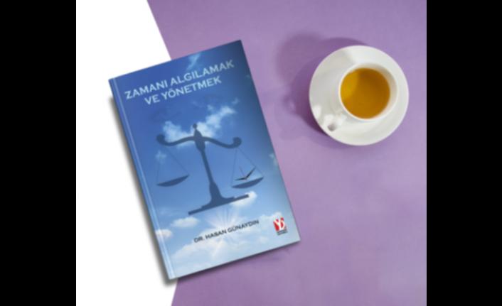 Yeni kitap: Zamanı Algılamak ve Yönetmek