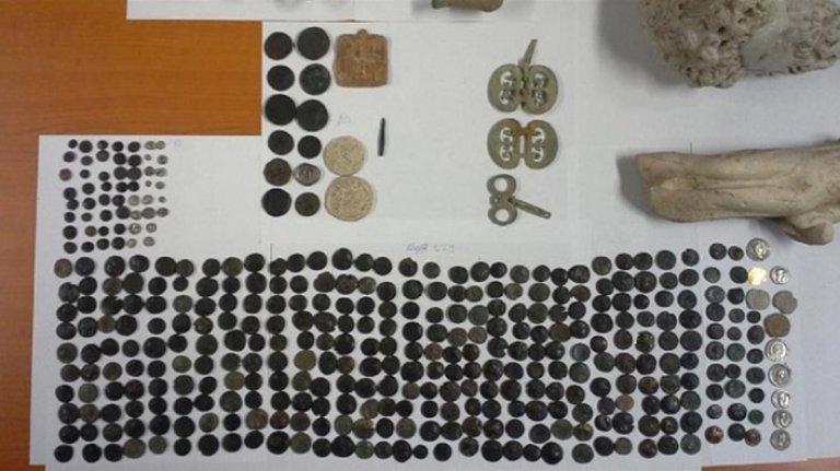 Anadolu'nun kaçırılan 412 tarihi eseri, bakanlık düzeyinde Türkiye'ye getiriliyor