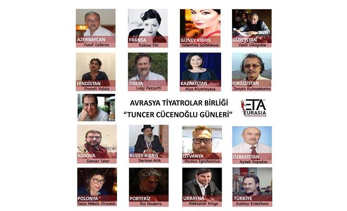 Avrasya Tiyatrolar Birliği'nden ilk proje