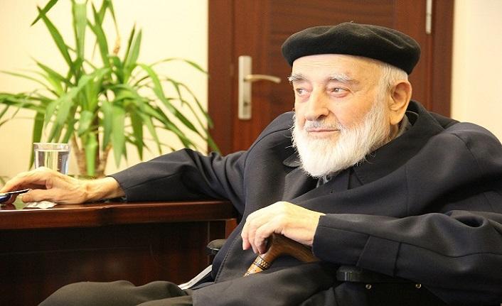 Büyük hadis âlimi M. Emin Saraç