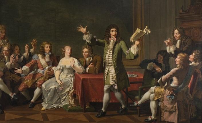 Doğaçlama rollerin dâhi yazarı: Molière