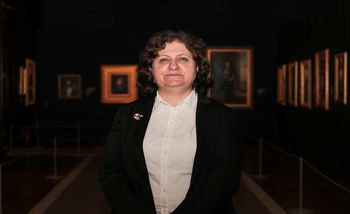 """Gülsen Sevinç Kaya: """"Osmanlı Devleti'nin resim mirasını yansıtıyoruz"""""""