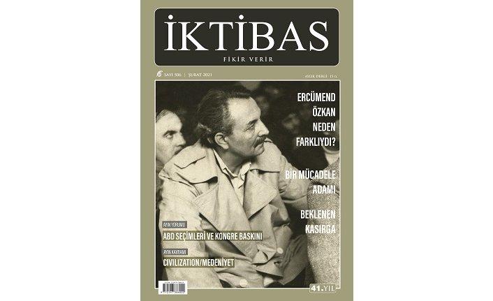 İktibas'ın Şubat sayısı çıktı