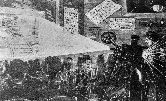 Osmanlı'da İlk Filmlerle Beraber 'Milli Sinema' Arayışları da Başlamış