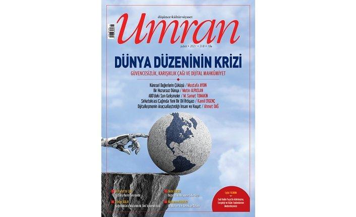 Umran Dergisi Şubat 2021 Çıktı!...