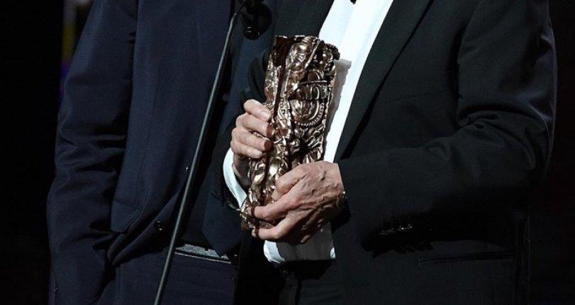 Cesar Sinema ödül töreninin 46.sı Paris'te yapıldı