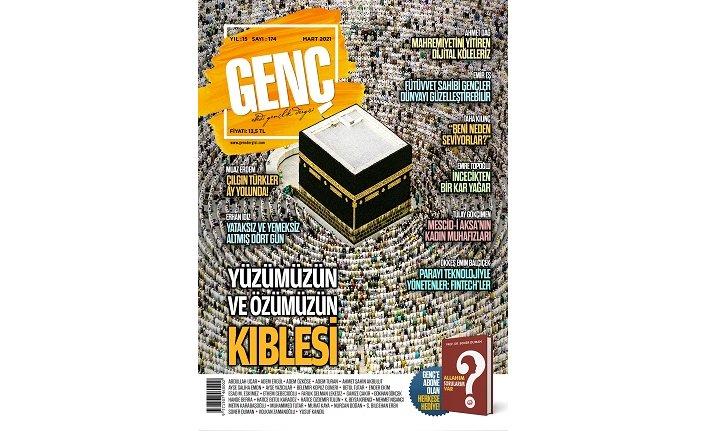 Genç Dergisi Mart sayısı raflardaki yerini aldı