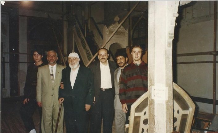 Muhammed Emin Saraç Hoca'yı gözyaşlarına boğan Saraybosna anısı