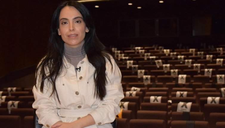 Nurdan Albamya İnce: Oyunculukta asıl gelir seyirci muhabbeti