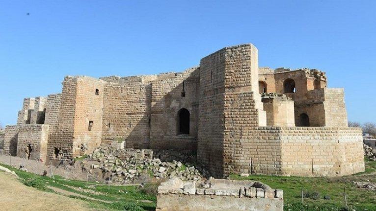 Tarihi köprüden Harran'a giriş projesi