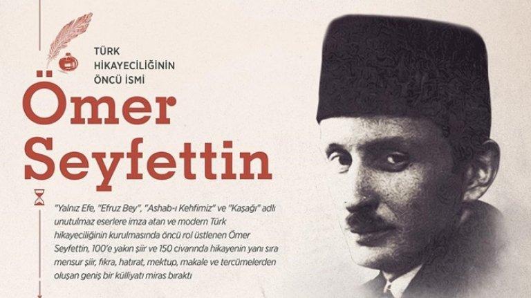 Türk hikâyeciliğinin münbit ırmağı: Ömer Seyfettin