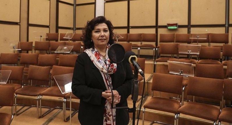 """Türkiye'nin en iyi bozlak okuyan sanatçılarından Gülşen Kutlu: """"Yürekten söylemezseniz yüreğe gitmez"""""""