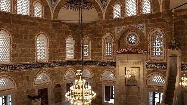 Mimar Sinan'ın Kocaeli'deki eseri ibadete hazır