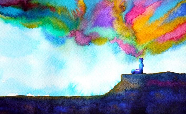 Duyular ile akıl arasında bir metafizik alan: Hayal âlemi