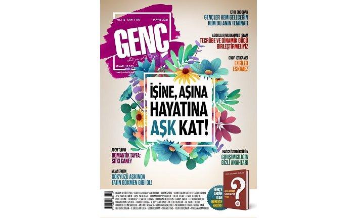 Genç Dergisi Mayıs sayısı çıktı!