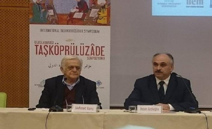 İhsan Fazlıoğlu'nun anlatımlarında Mehmet Genç