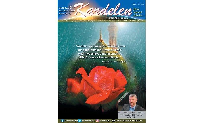 Kardelen'in 108. sayısı çıktı!