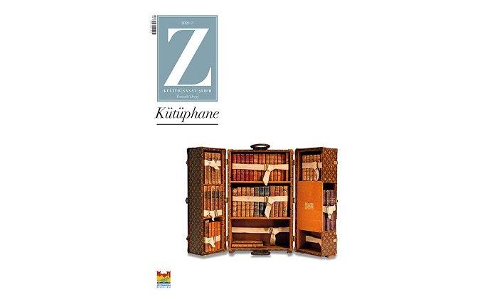 """Z Dergisi'nin """"Kütüphane"""" Temalı 5'inci Sayısı Çıktı"""