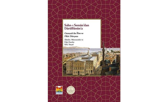 Kültür arşivine taze kan: Sahn-ı Seman'dan Dârülfünûn'a